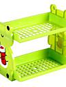 Supports Plastique avec 1 Shelf , Fonctionnalite estPour Bijoux