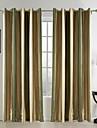 mediteraneene perdele două panouri dungă raionale dormitor draperii