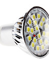 4W GU10 Spot LED MR16 20 SMD 5050 360 lm Blanc Naturel AC 100-240 V
