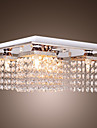 Ceiling Light Crystal Modern 5 Lights