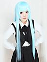 cosplay peruk inspirerad av basket som kuroko spelar kvinnliga ver. kuroko Tetsuya