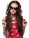 Capless long de haute qualite Curly perruques de cheveux synthetiques