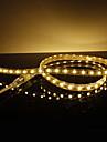 Vattentät 10W / M 5050 SMD varmvitt ljus LED Strip lampa (220V, Längd valbar)