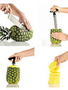 1 Ananas Econome & Rape For Pour Fruit Acier Inoxydable Haute qualite Creative Kitchen Gadget