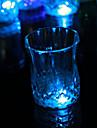 LED clignotant en forme de tasse d\'ananas