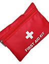Trousse de premiers soins Randonnees Kit de Secours Rouge