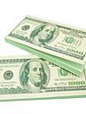 el dolar nota autoadhesiva