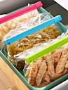 Colotful mat vakuumtätningen Clips (6-pack)