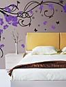 Vine Flower Wall Sticker