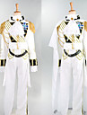 Costumes de Cosplay / Costume de Soiree Soldat/Guerrier / Costumes de carriere Fete / Celebration Deguisement Halloween Blanc Mosaique
