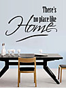 Det finns No Place Like Home Wall Sticker