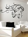 Lotus Floral Wall Sticker