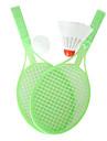 Mini Parent-enfant Badminton et Tennis Racket & 2in1 Set Ball (couleur aléatoire)