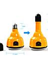 E27 4W LED Vit glödlampa Uppladdningsbart Emergency Spotljus Ljus ficklampa med fjärrkontroll (Cis-57183)