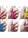 Dull Polish Matt Nail Polish(12ML,Assorted Colors,No.25-30)