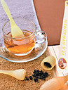 köks plastnät grodyngel formad tesil filter (slumpmässig färg)