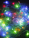 200-LED 20M Christmas Holiday dekoration RGB Ljus LED String ljus