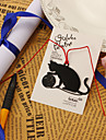 """Kitten Play With Ball"" Bookmark"