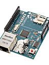 (För Arduino) ethernet sköld med wiznet W5100 ethernet chip / TF Slot