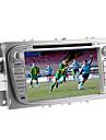 7 tum två DIN in-dash bil dvd-spelare för ford focus 2011-2012 med gps, bt, ipod, RDS