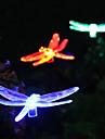 Solar färgskiftande Dragonfly Garden Stake Light (CIS-57254A)