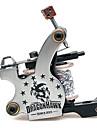 Dual Coils 8 Wraps Tattoo Machine Gun
