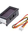 V099 0-99.9V trois fils d\'alimentation 4.0 30V numerique / numerique voltmetre bandeau protection de polarite