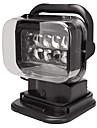 50W Cree LED Spot Beam 120 graders LED Arbeids Lights Off Road for SUV / UTV / ATV / Jeep