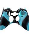 Wireless Controller Silicone Case for Xbox360(Blue)