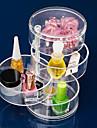 Sminkförvaring Makeup-låda / Sminkförvaring Akrylfiber Enfärgat 11.5 x 11.5 x 17.6