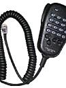 YAESU MH-48A6J handhållen mikrofon med digitala Knappar för FT-7800R / FT-8800R / FT-8900R - Svart