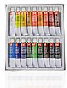 18st Målning Teckning professionella nagelmålning Pigment Kits