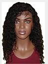 14-Zoll-Super-Curly Remy Menschenhaar-volle Spitze-Peruecke Schweizer Spitze 130 Dichte Mehr Farbe erhaeltlich