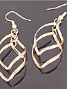 Bohemian Cut Out or Boucles d\'oreilles Miss U Femmes
