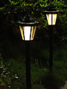 Outdoor Solar Power LED Garden Landscape Pathway Path Way Spot Varmt ljus lampa (CSS-57252)