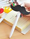 Penna Penna Kulspetspennor Penna,Plast Gummi Tunna Blå bläck~~POS=TRUNC For Skolmaterial Kontorsmaterial Förpackning med