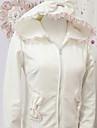Manteau Doux Lolita Cosplay Vetrements Lolita Couleur Pleine Manches longues Lolita Manteau Pour Polyester