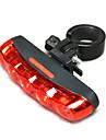 Eclairage de Velo / bicyclette / Lampe Arriere de Velo LED Cyclisme Etanche AAA Lumens Batterie Cyclisme-MOON