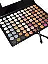 88 Palette Fard a paupieres Humide Mat Materiel Palette Fard a paupieres Poudre Grand Maquillage Quotidien Maquillage Smoky-Eye