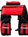 FJQXZ® cykel~~POS=TRUNC 70LVäska till pakethållaren/Cykelväska / Ryggsäckstillbehör Vattentät / Snabb tork / 3 I en Cykelväska1680D