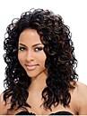 14inch kaunis kihara Korkea lämpötila Synteettinen Front Lace Wig (6 Väri saatavilla)