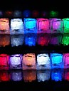 12pcs Color Changing Ice Cubes LED light Party Wedding Christmas Bar Restaurant