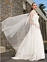 Lanting Bride® Corte en A / Princesa Tallas pequenas / Tallas Grandes Vestido de Boda - Moderno y Chic / GlamourosoVestidos de Novia con