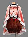 Inspire par Puella Magi Madoka Magica Nagisa Hazuki Manga Costumes de Cosplay Costumes Cosplay MosaiqueRobe Chale Sous-vetement