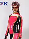 MYSENLAN® Cykeltröja och tights Dam Lång ärm CykelAndningsfunktion / Håller värmen / Snabb tork / Ultraviolet Resistant /