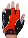 Glove Cycling / Bike Men\'s / Unisex Fingerless Gloves Anti-skidding / Wearproof / Shockproof / BreathableSpring / Summer / Autumn/Fall /