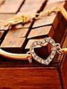 Bracelet de diamant d\'amour poupee chanceuse des femmes
