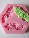 Moule de Cuisson Fleur Pour Gateau Pour Cookie Pour Tarte Silikon Bricolage Ecologique Thanksgiving