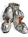 Går ej att specialbeställas-Dansskor(Silver Guld) -Dam-Balett