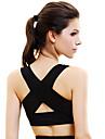multifonctionnel empecher posture bosse correction superieure soutien-gorge en forme de x sangles corset en tete ny090 noir